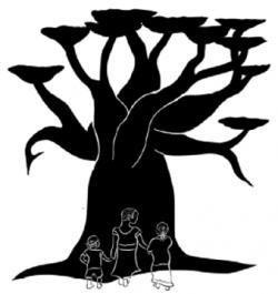 Logo baobab et enfants