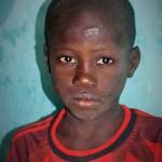 Demba, filleul de Daniel et Béatrice