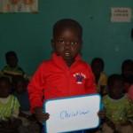 Christian Abdou filleul