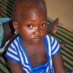 Anna,  filleule de Fatiha