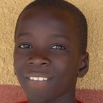 Ibrahima,  filleul de Didier