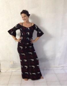 Marion Massot mode africaine